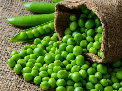 Đậu có thể chế biến nhiều món ăn ngon, đặc biệt kích thích tóc mọc nhanh