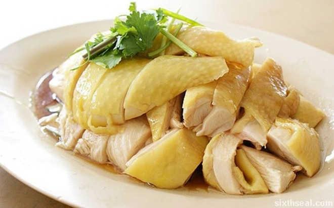 Collagen có nhiều trong thịt gà