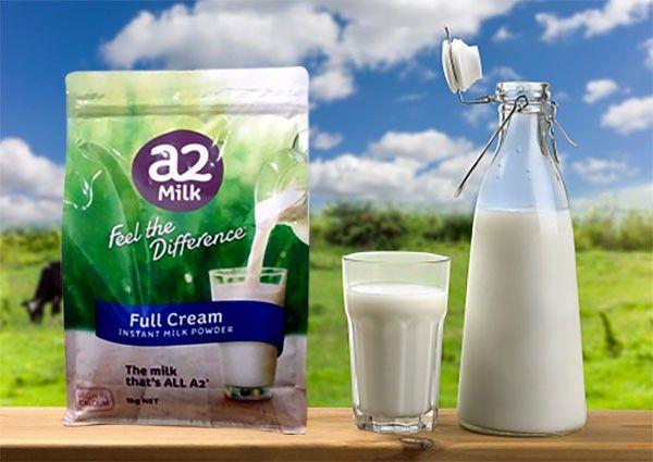 Sữa A2 tách béo giúp tăng chiều cao cho người lớn