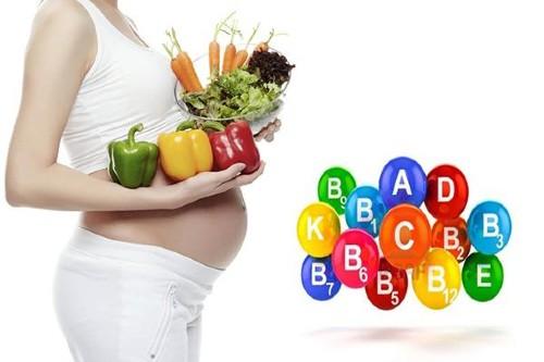 Thời điểm vàng bổ sung vitamin tổng hợp cho bà bầu