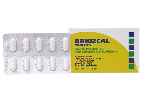 Thuốc Briozcal